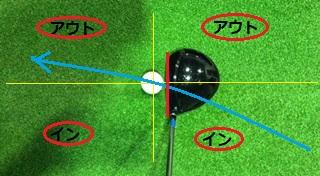 ドローボールの軌道