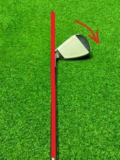 ゴルフクラブの重心 ③