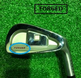 ゴルフクラブ FORGED