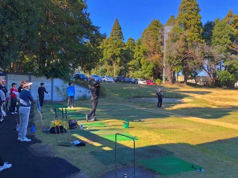 ゴルフ ニアピンゲーム