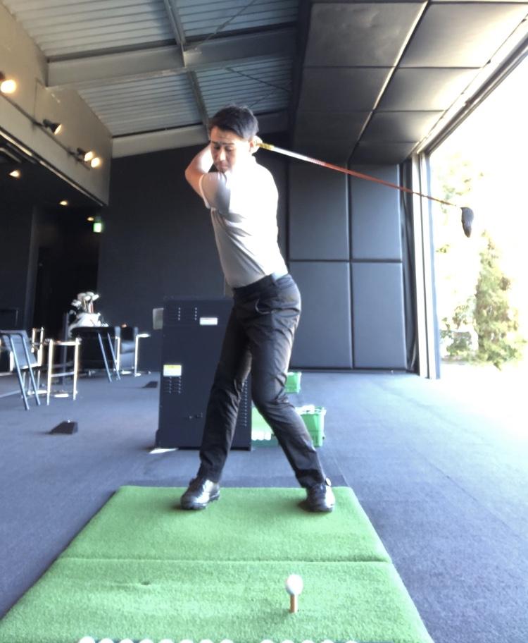 ゴルフ オーバースイング