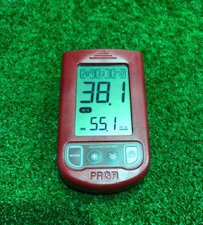 ゴルフ ヘッドスピード 測定器
