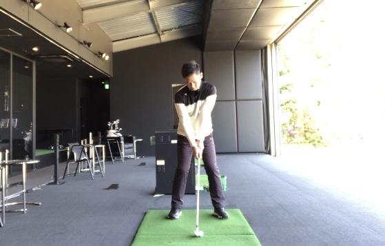 ゴルフ アドレス
