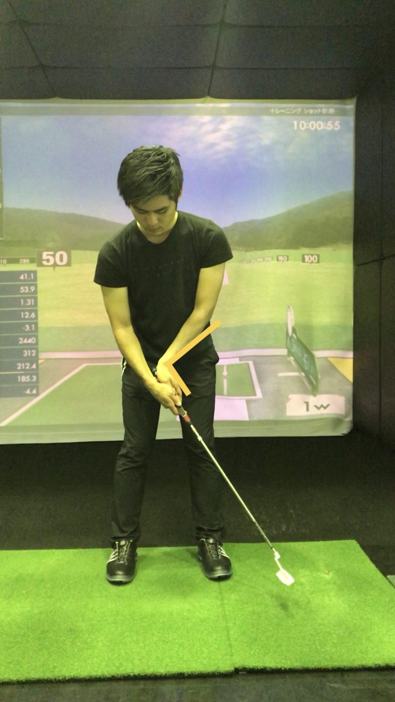 ゴルフ パター 基本 打ち方