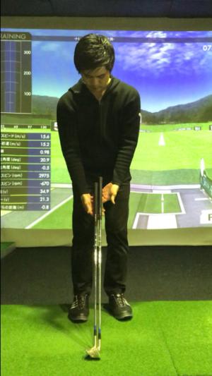 ランニングアプローチ 打ち方 谷将貴 ゴルフアカデミー TANIMASAKI