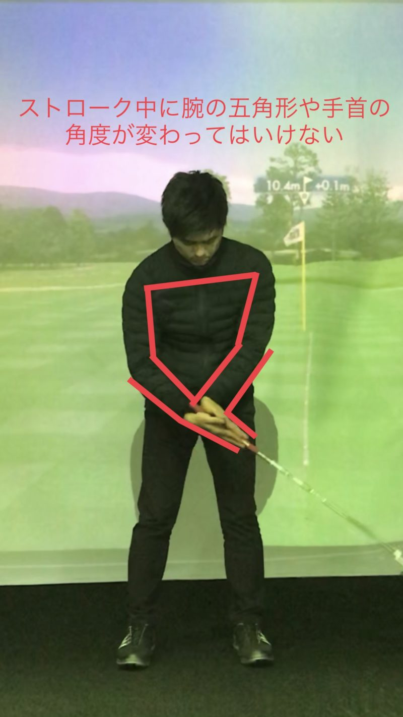 谷将貴、TANIMASAKI、ゴルフレッスン、ゴルフアカデミー、パター、自宅、簡単、上達