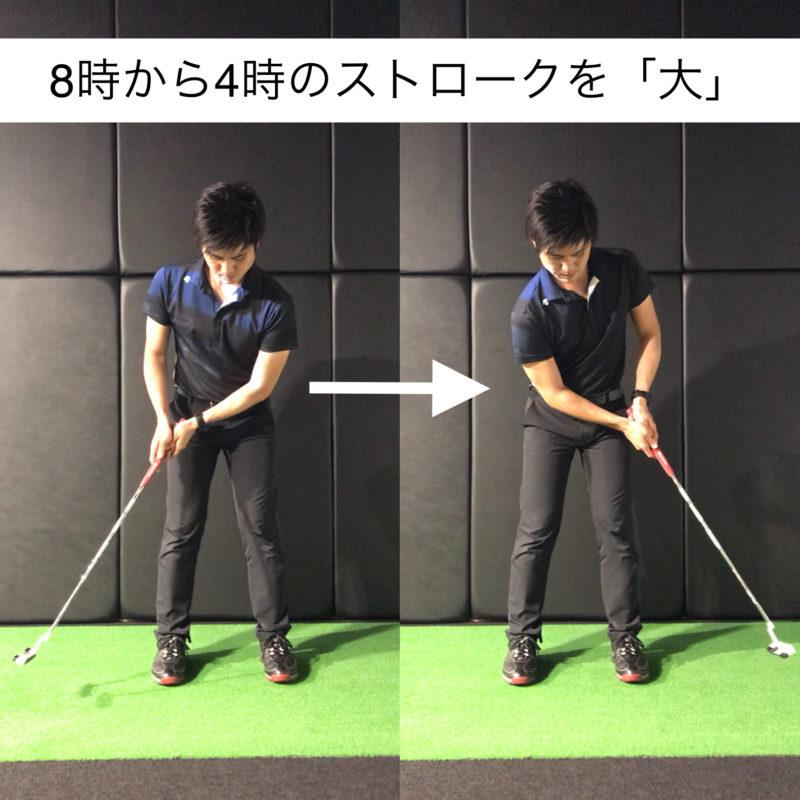 パター、距離感、ゴルフ、ゴルフレッスン、谷将貴、TANIMASAKI、