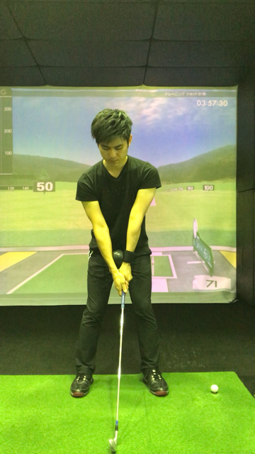 ゴルフ スライス 直す ドリル シンプルマスターCB