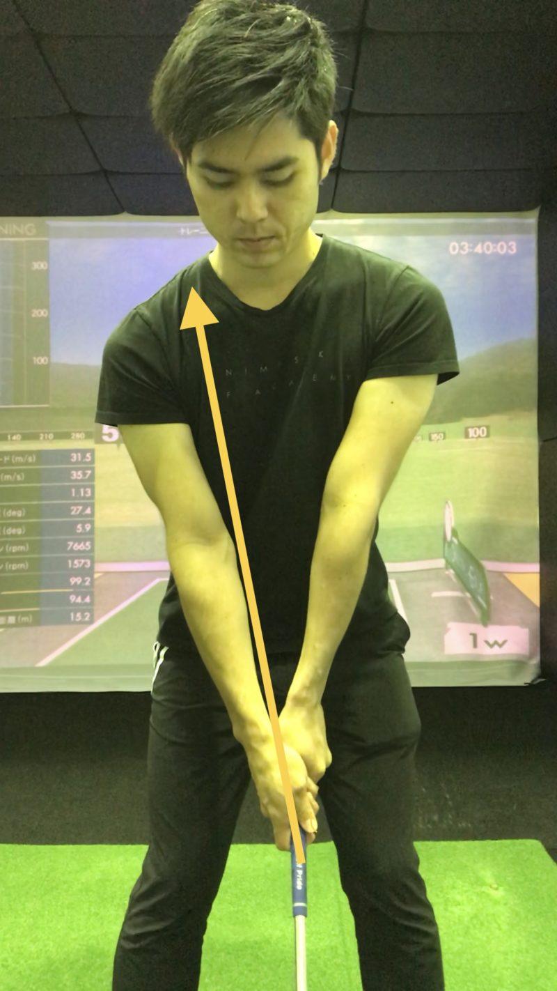 ゴルフ スライス 直す アドレス グリップ